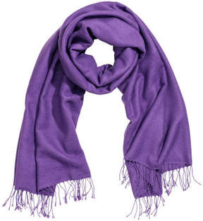 H&M Woven scarf - Purple