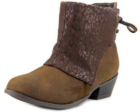 Jessica Simpson Leo Youth US 11 Brown Ankle Boot