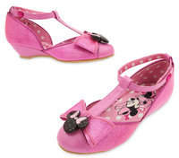 Disney Minnie Mouse Costume Shoes for Kids