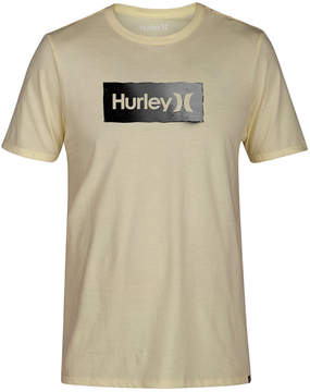 Hurley Men's One And Only Gradient Box T-Shirt