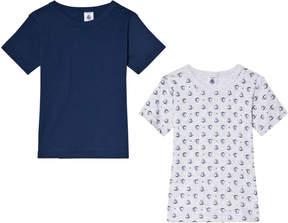 Petit Bateau 2 Pack of T-Shirts