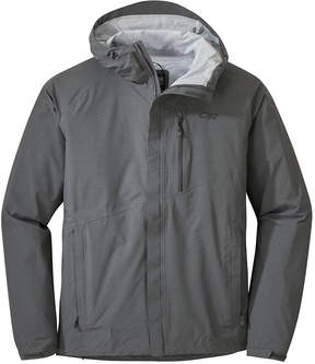 Outdoor Research Charcoal Heather Panorama Point Jacket - Men