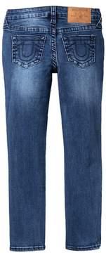 True Religion Single End Jeans (Little Girls & Big Girls)