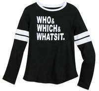 Disney A Wrinkle in Time Long Sleeve T-Shirt for Women