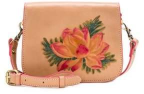Patricia Nash Rivoli Leather Crossbody Bag