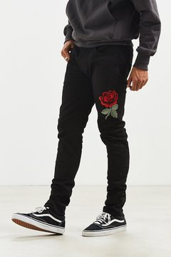 Publish Embroidered Zechariah Skinny Jean