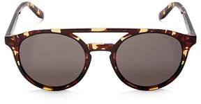 Carrera Top Bar Round Sunglasses, 48mm