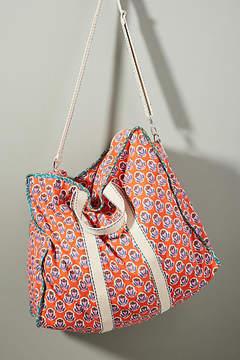 Anthropologie Rana Weekender Bag