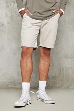 21men 21 MEN Cuffed Chino Shorts