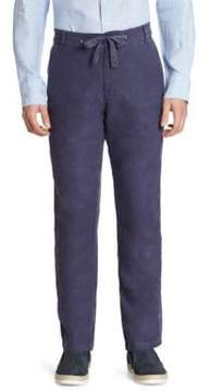 Saks Fifth Avenue COLLECTION Linen Drawstring Pants