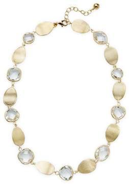 Rivka Friedman Women's 18K Gold & Rock Crystal Link Necklace
