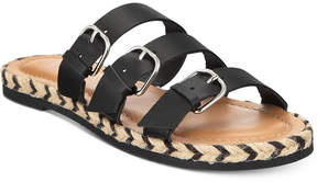 Esprit Vogue Espadrille Flat Slip-On Sandals Women's Shoes