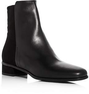 Aquatalia Women's Lucia Weatherproof Leather Booties