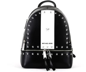 MICHAEL Michael Kors Backpack Rhea - BLACK - STYLE