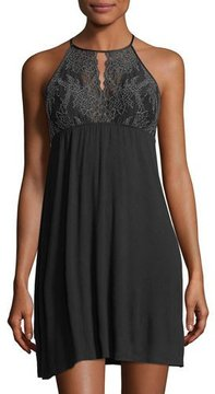 Fleurt Fleur't Winter Escape Halter-Neck Chemise