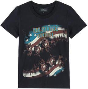 Little Remix Printed T-shirt
