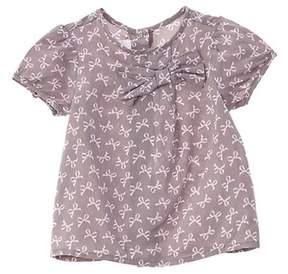 Chicco Girls' Beige T-shirt.