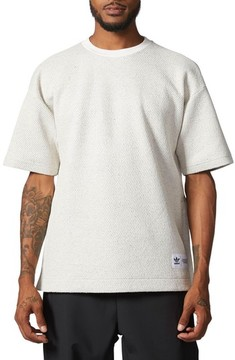 adidas Men's Cr8 Mesh Bond T-Shirt
