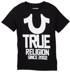 True Religion True Geo Tee (Big Boys)