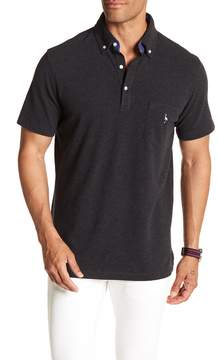 Tailorbyrd Knit Short Sleeve Polo