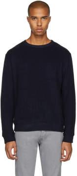 A.P.C. Navy Bobby Sweatshirt