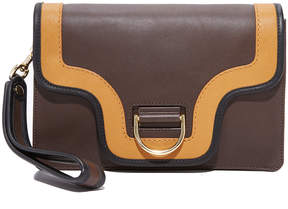 Marc Jacobs The Ring Clutch - BROWN MULTI - STYLE