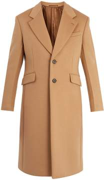 Prada Cashmere and wool-blend overcoat