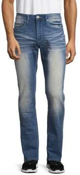 Buffalo David Bitton Ash Skinny Bleach Jeans