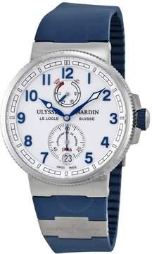 Ulysse Nardin Marine Chronometer Automatic Men's Watch 1183-126-3-60