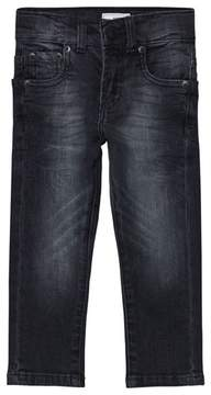 Levi's Grey Wash 510 Skinny Fit Jeans with Adjustable Waistband