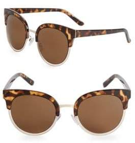 Fantas-Eyes Robin 54MM Round Sunglasses