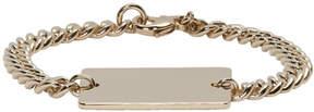 A.P.C. Gold Lord Bracelet