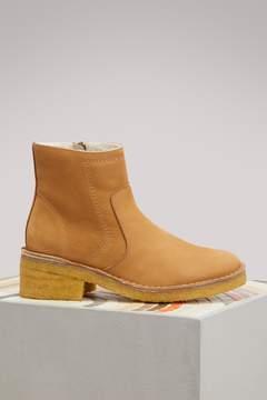 A.P.C. Ariette boots