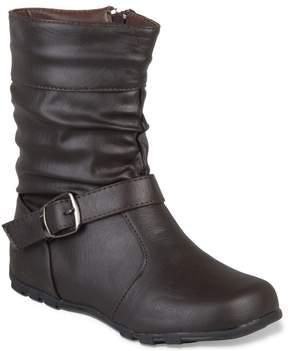 Journee Collection Journee Katie Girls' Midcalf Boots