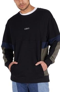 Barney Cools Men's Sports Crewneck Sweatshirt