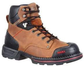 Rocky Men's 6 Maxx Composite Toe Waterproof Work Boot RKK0210