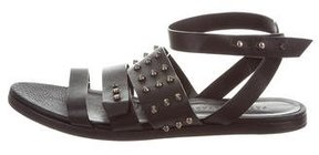 Freda Salvador Leather Studded Sandals