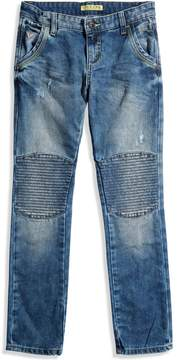 GUESS Moto Skinny Jeans (8-18)