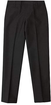 Marks and Spencer Boys' Skinny Leg Trousers with SupercreaseTM