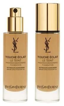 Saint Laurent Touche Eclat Le Teint: Radiance Awakening Foundation SPF 22/1 oz.