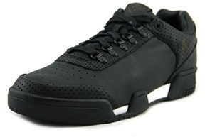 K-Swiss Gstaad Bl Round Toe Leather Tennis Shoe.
