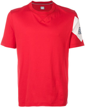 Moncler Gamme Bleu printed T-shirt