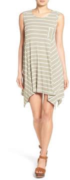 Dee Elly Striped Tank Dress