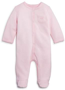 Absorba Girls' Quilted Footie - Baby