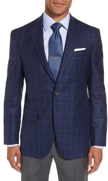 David Donahue Men's Conner Classic Fit Sport Coat