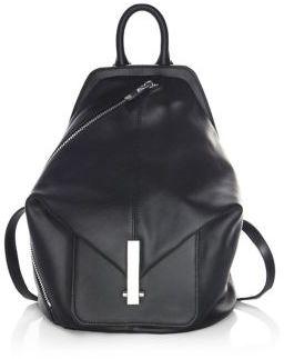 KENDALL + KYLIE Koenji Leather Backpack