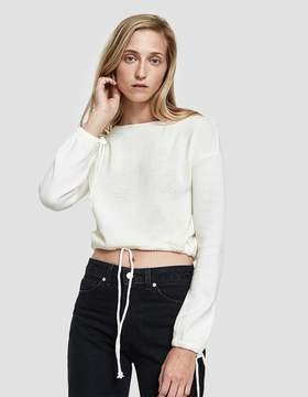 Which We Want Giorgia Crop Top