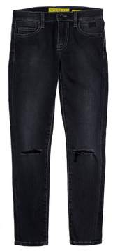 GUESS Regular-Fit Slashed-Knee Jeans (8-18)