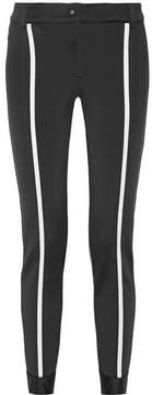 Fendi Roma Striped Ski Pants - Black