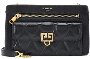 Givenchy Gem quilted leather crossbody bag
